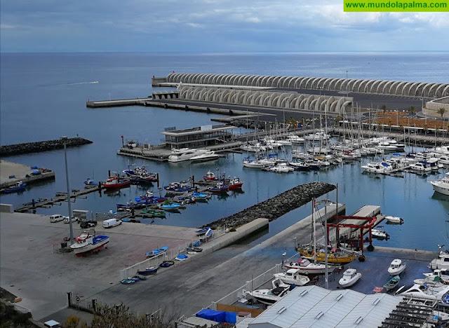 """NC critica que nos sigan """"vendiendo la moto"""" con la ampliación del puerto de Tazacorte"""