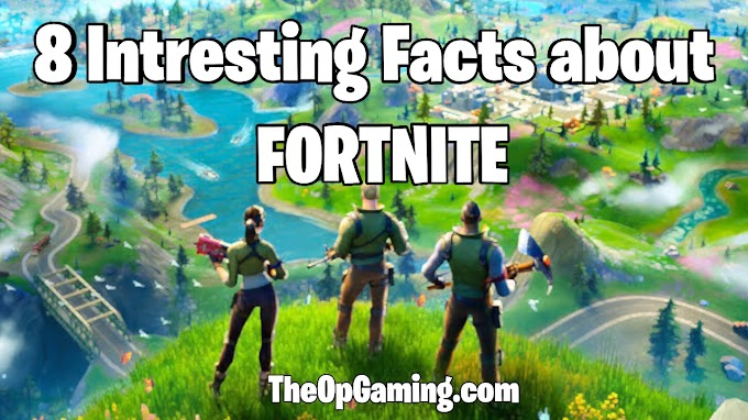 8 Intresting Facts about FORTNITE | TheOPGaming