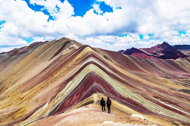 Montaña 7 colores por libre