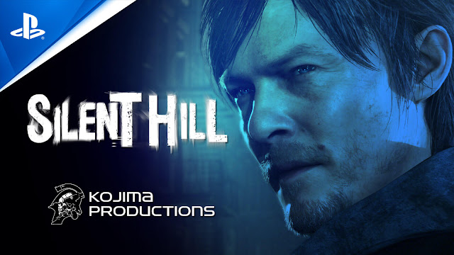 new silent hill game hideo kojima productions sony interactive entertainment psychological survival horror video game analyst millie amand konami playstation 5 ps5