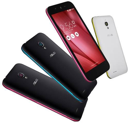 Asus Live, Smartphone Android Penuh Warna Harga 3 Jutaan