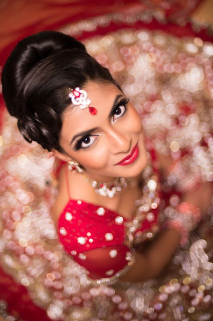 How to pose for Indian Bridal Photo Shoot classic