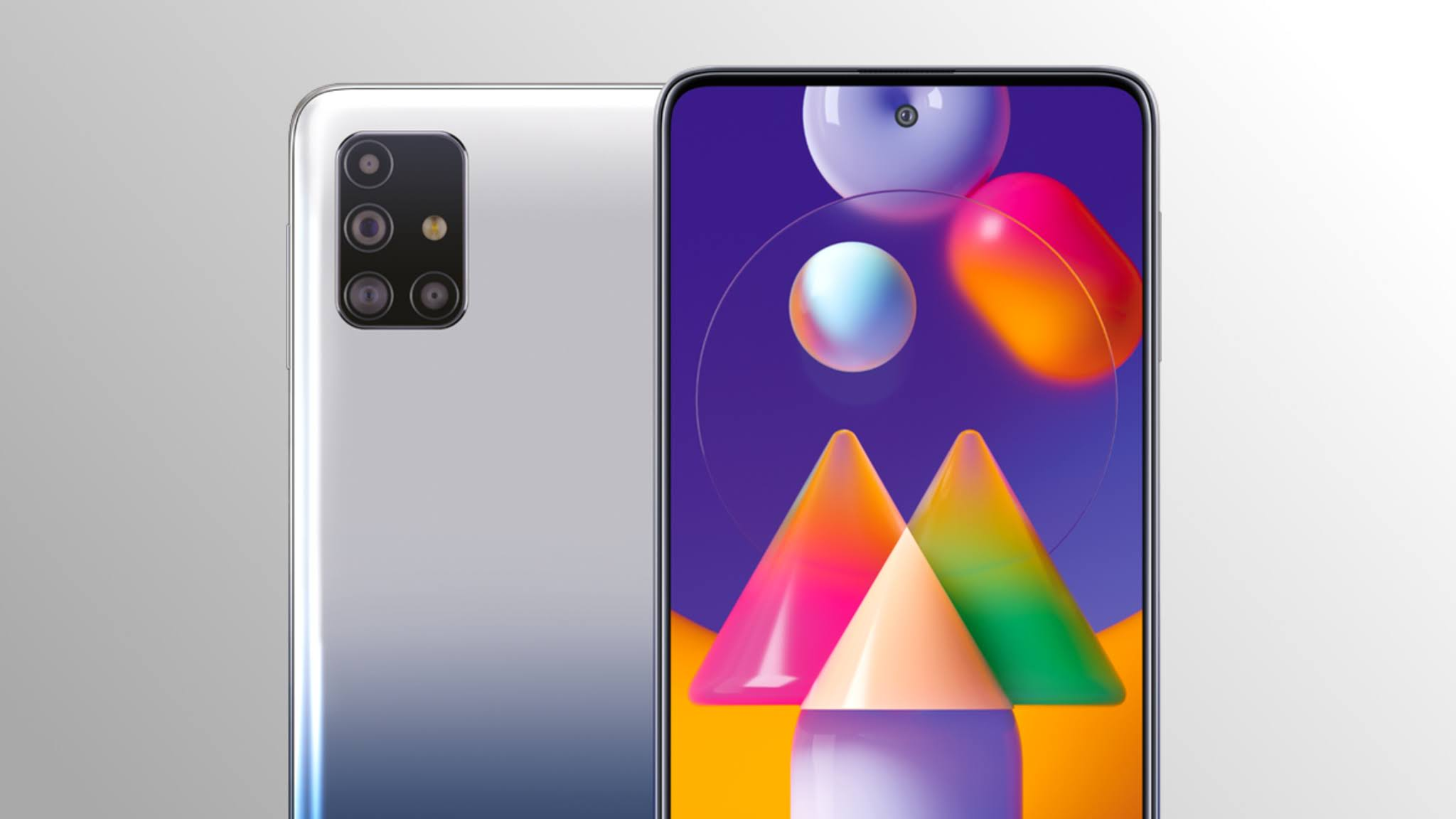 Samsung Galaxy M31s with 6,000mAH Battery - Full Specifications, Price