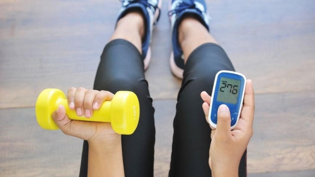 Ejercicio para los diabéticos