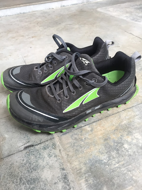 Altra Superior 2.0 trail shoe