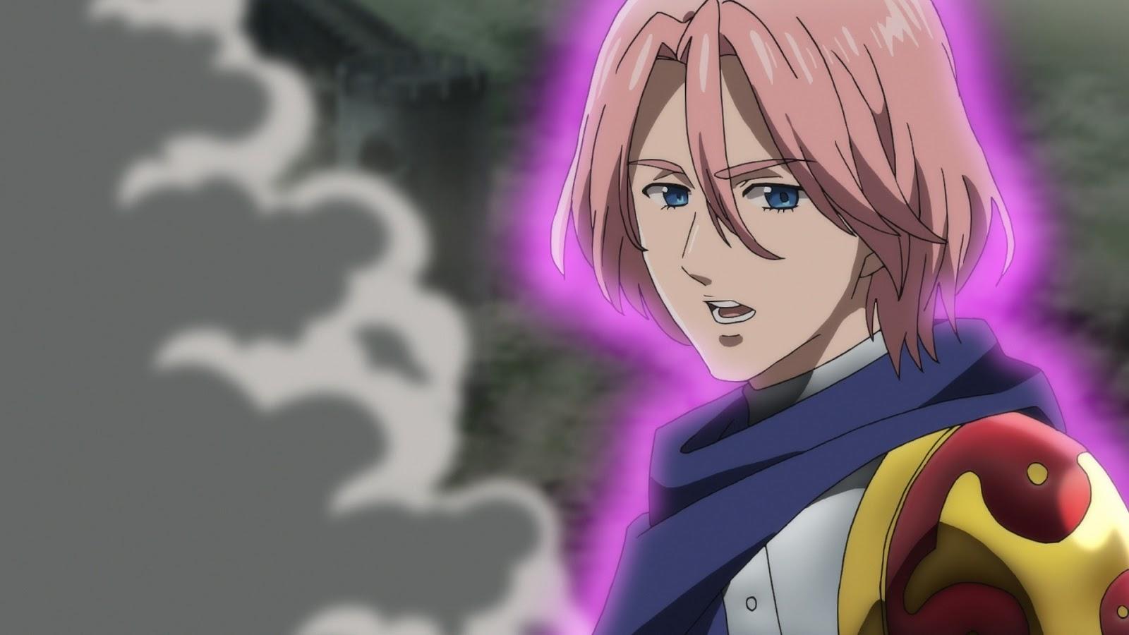 Nanatsu No Taizai Temporada 3 Capitulo 22 Los Estragos De La