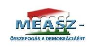 MEASZ - ÖSSZEFOGÁS A DEMOKRÁCIÁÉRT tüntetés