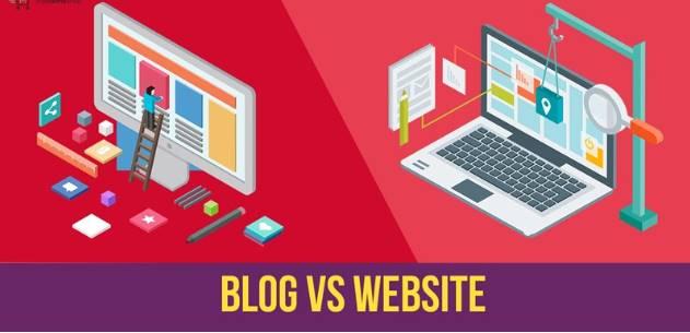10 perbedaan website dan blog yang wajib diketahui