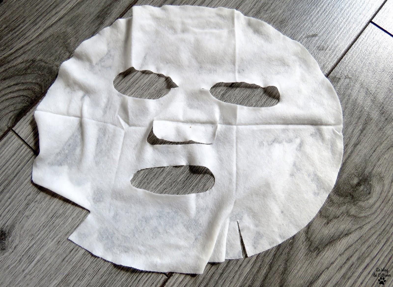 Masque coréen à la citrouille - Bling Pop