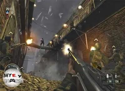 ماذا عن تحميل لعبة Call of Duty 3 مضغوطة بحجم 100 ميجا