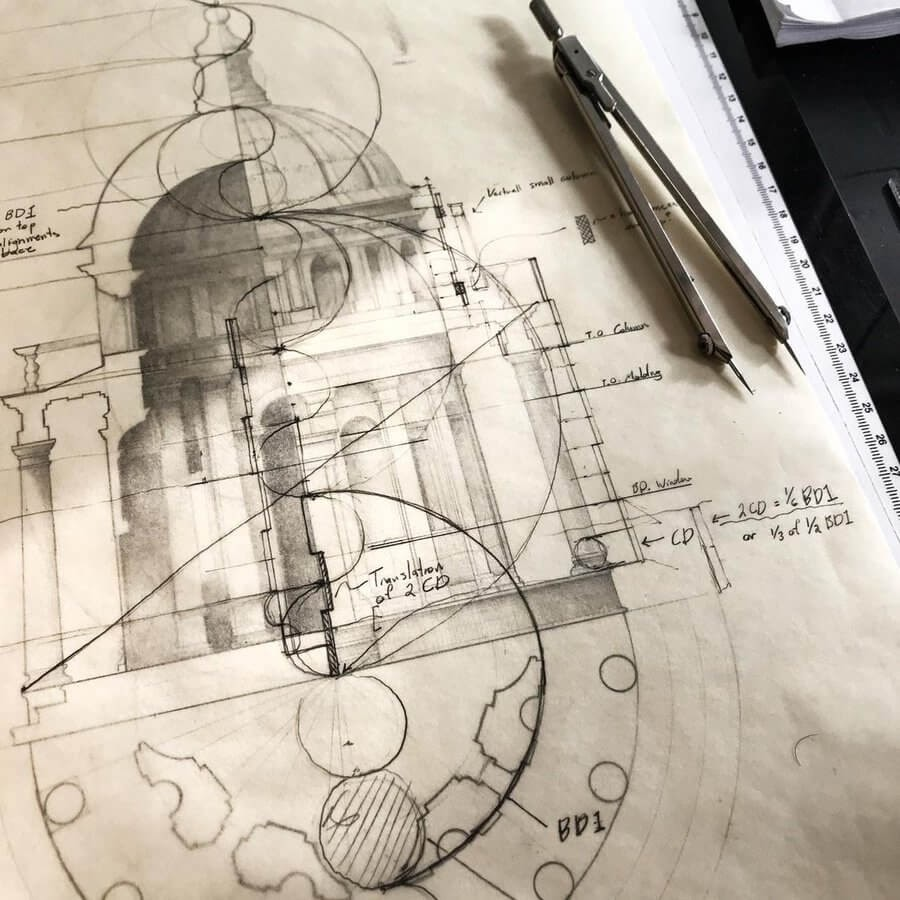 10-Proportions-in-architectural-design-2-Drawing-Jerome-Tryon-www-designstack-co