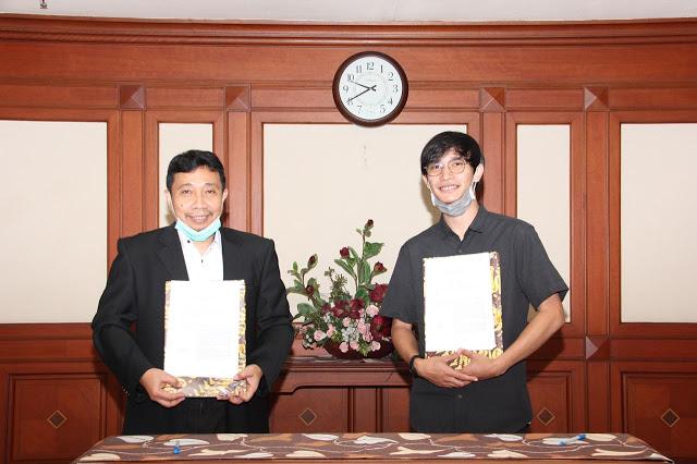 Promosikan Aset Kuningan Guest House Kantor Perwakilan BP Batam Gandeng Kohai