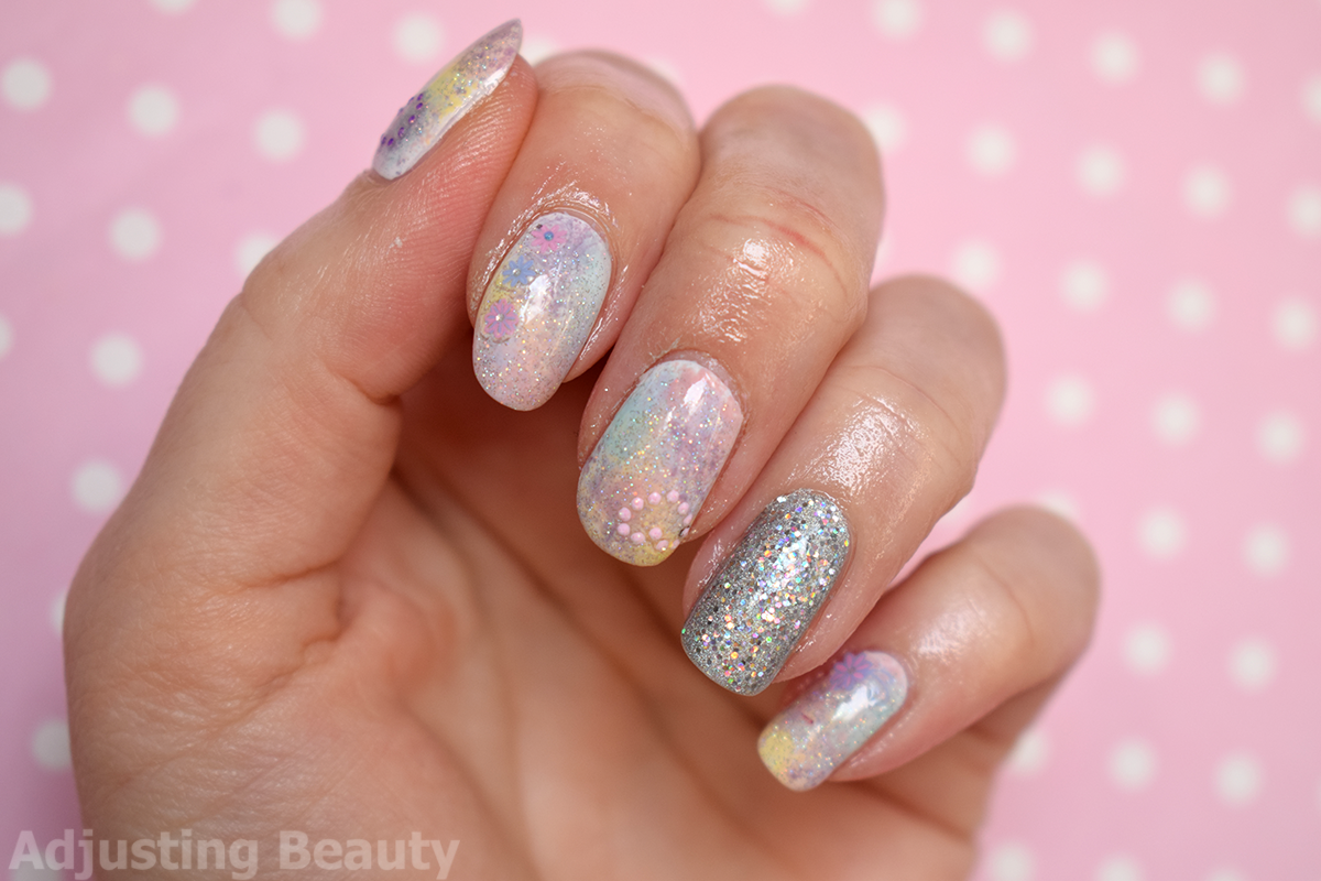 Unicorn Nails Adjusting Beauty