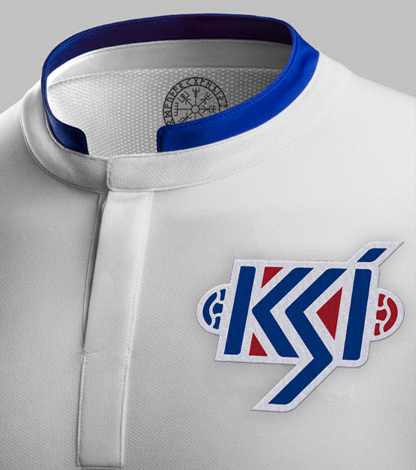 Iceland Kit And Logo Redesign By Matthew Wolff