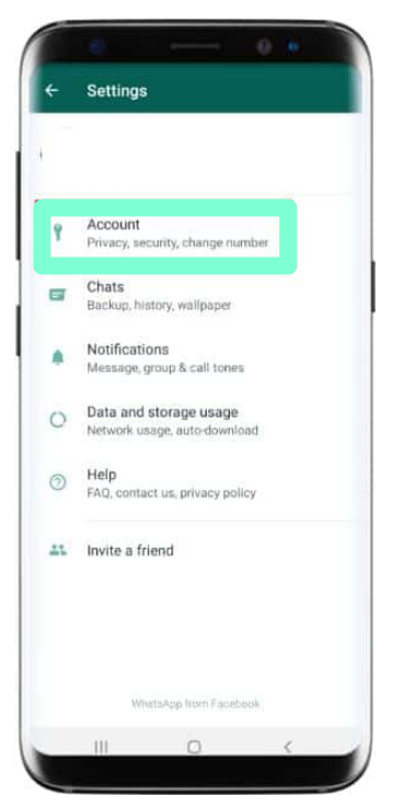 How to Activate Fingerprint Lock on WhatsApp