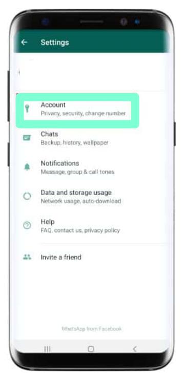 How to Activate Fingerprint Lock on WhatsApp