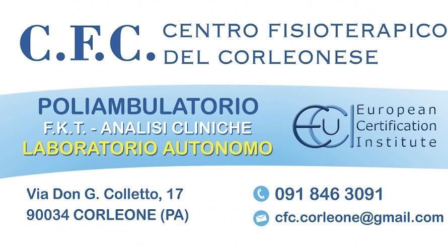 CFC - CENTRO FISIOTERAPICO DEL CORLEONESE