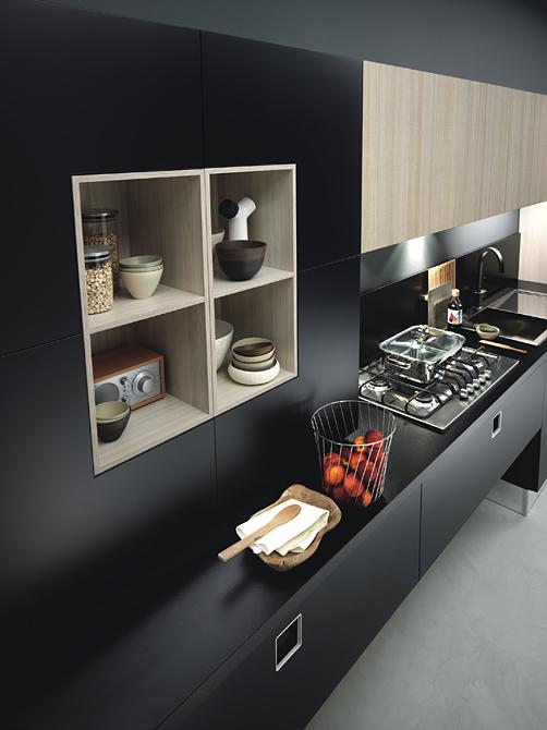 Tiradores con luces que personalizan la cocina - Cocinas ...