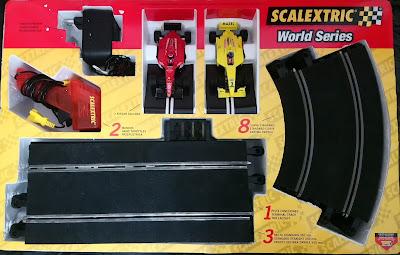 Circuitos: Scalextric World Series Tecnitoys