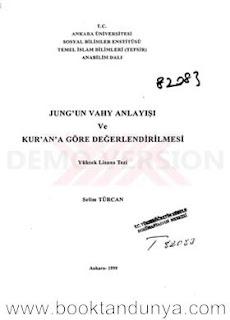 Selim Türkcan - Jung'un vahiy anlayışı