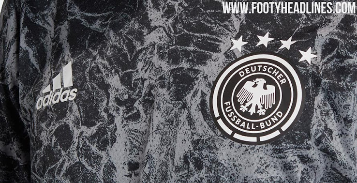 Germany Euro 2020 Pre-Match Kit Leaked - Footy Headlines