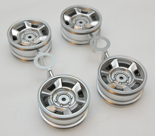 Tamiya High Lift wheels