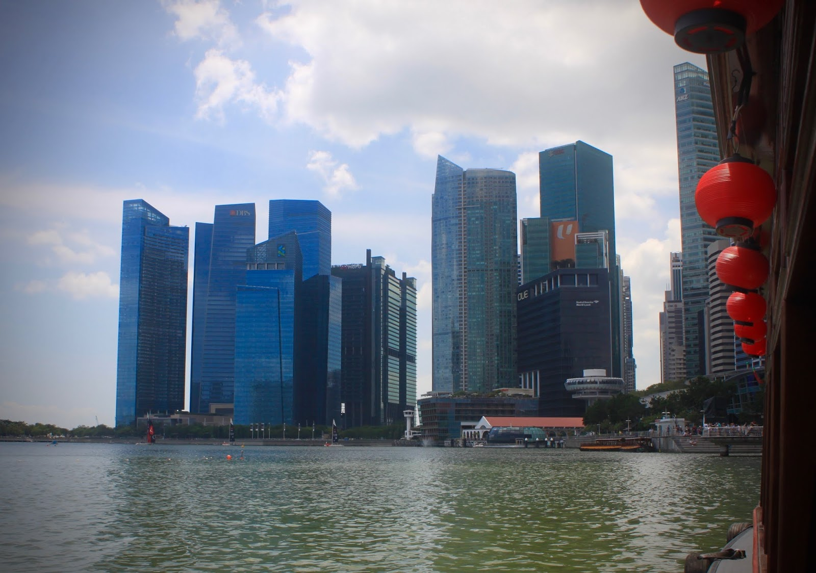 Captain Ahab's Watery Tales: Singapore River