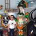 Casarão Simplício é visitados por crianças do CRAS onde acontece a Amostra Cultural alusiva ao Dia do Folclore dia 22 de Agosto