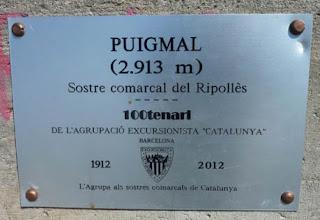 Puigmal (Sostre comarcal del Ripollès)
