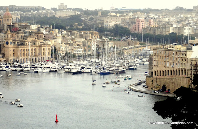 """Malta: Discovering """"The Three Cities"""""""