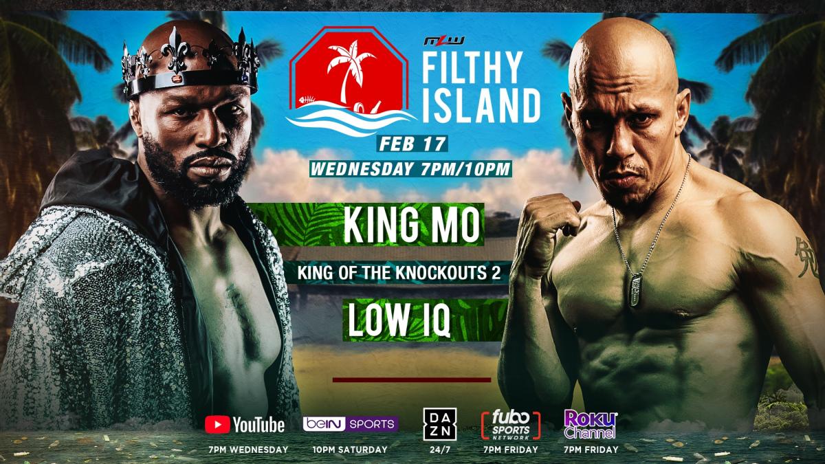 Cobertura: MLW Fusion (17/02/2021) – Filthy Island!