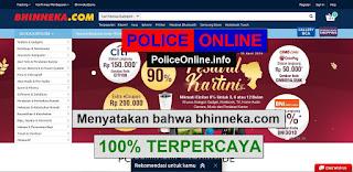 Bhinneka.com Toko Online 100% Terpercaya