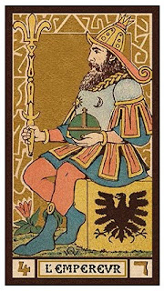 Golden Wirth Tarot 3