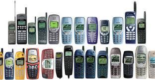 hape jadul Nokia