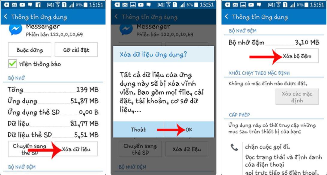 Các lỗi thường gặp ở Facebook Messenger và cách giải quyết