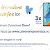 Concurs Auchan si Dove - Castiga 3 Telefoane Huawei P30 Lite