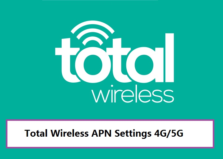 Total Wireless APN Settings
