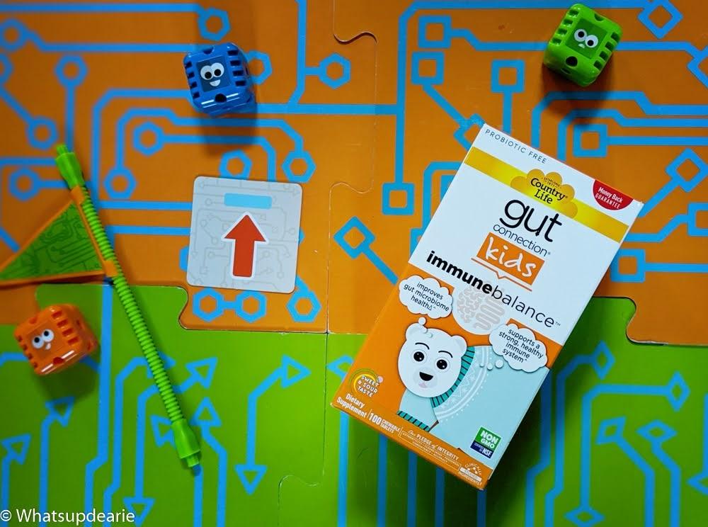 Gut Connection Kids Immune Balance