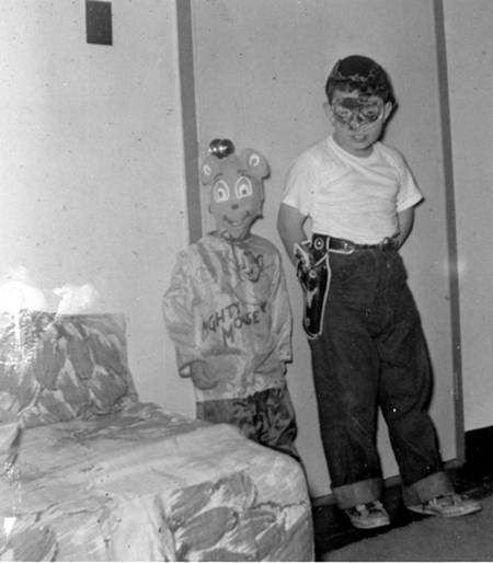 Retro Kids Halloween Costumes