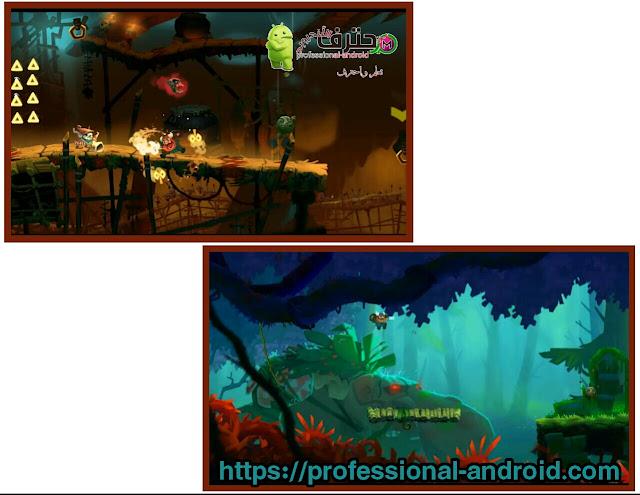 تحميل لعبة أودمار Oddmar آخر إصدار للأندرويد.