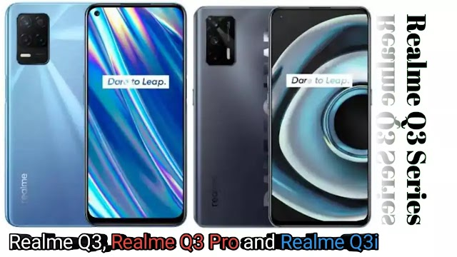 Realme Q3, Realme Q3 Pro and Realme Q3i launching soon in India: all you need to know about the specifications and price.