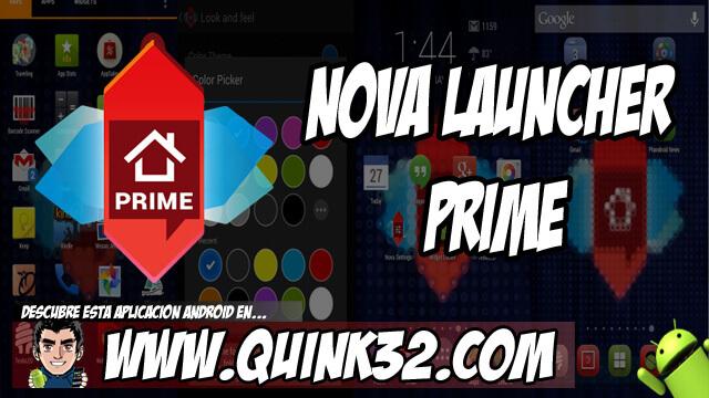 Nova Launcher Prime v.5.0 Beta 9b