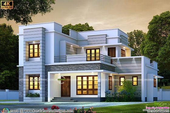 Beautiful house architecture