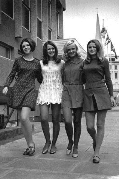 Fab Fashion Talk Fashion Era The 1960 S