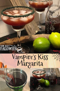 halloween margarita recipe