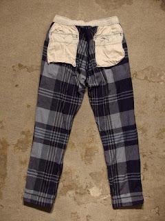 Engineered Garments Charles Pant-Big Plaid