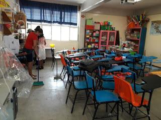Suspenden clases en Primaria por presunto brote de influenza