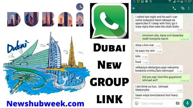 Join 800+ Dubai Whatsapp group link