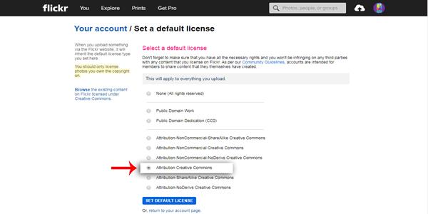هام للمدونين..طريقة رائعة للحصول على صور للمدونة دون حقوق الملكية