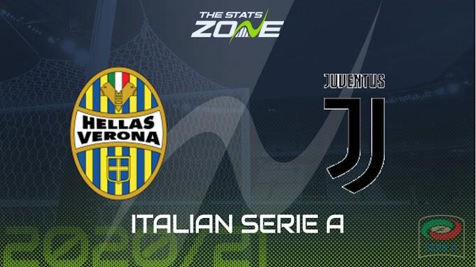 Watch Hellas Verona vs Juventus - Italy : Serie A live streaming